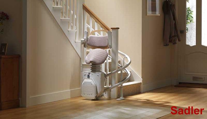 别墅座椅电梯与建筑空间的巧妙结合